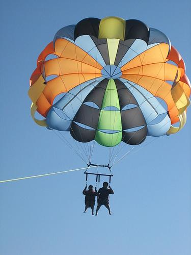 Parasailing Accident